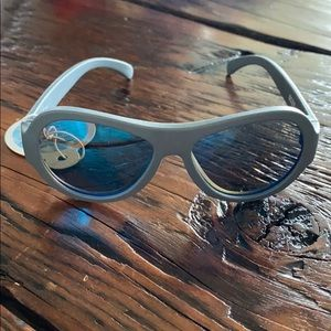 Babiators Unisex 3-5 years Blue Steal Brand New